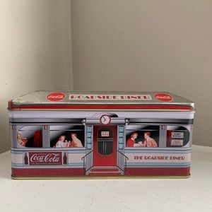 Other - Coca Cola Roadside Diner Tin